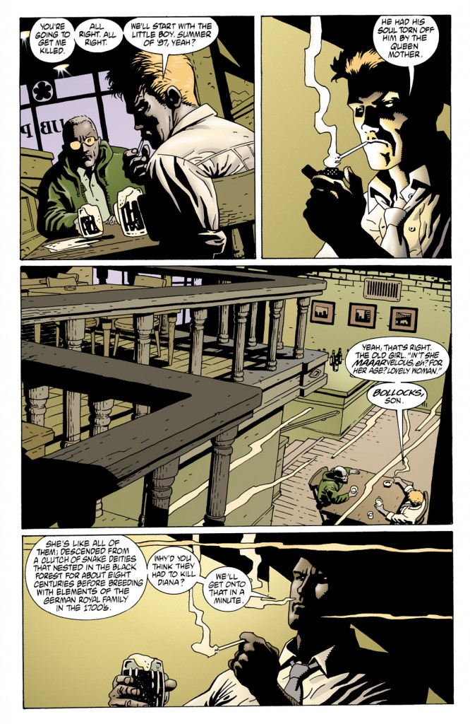 Page 10 from Hellblazer #143