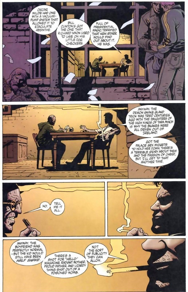 Page 12 from Hellblazer 143